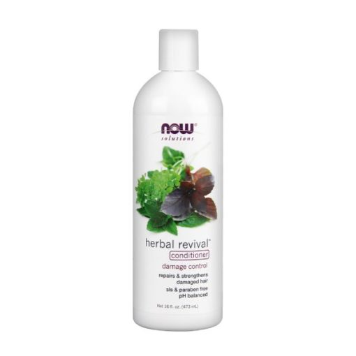 NOW Foods - Herbal Revival Conditioner - 473 ml.