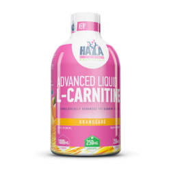 Haya Labs - Advanced Liquid L-Carnitine, Orangeade