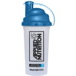 Applied Nutrition - Shaker, Clear & Blue - 700 ml