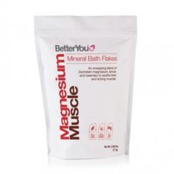 BetterYou - Magnesium Flakes Muscle - 1000g