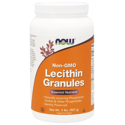 NOW Foods - Lecithin Granules Non-GMO - 907g