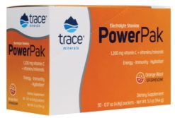 Trace Minerals - Electrolyte Stamina Power Pak