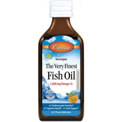 The Very Finest Fish Oil-