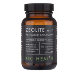 Zeolite With Activated Charcoal-